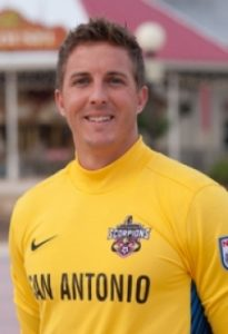 PSC Pro Soccer Combine - Daryl Sattler signs wiith San Antonio Scorpions
