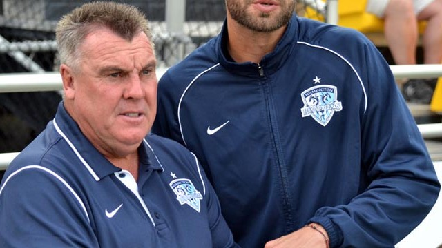 Newly Appointed Tulsa Roughnecks Head Coach David Irving Interview with PSC Soccer