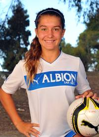 PSC Womens Soccer Combine Success Courtney Strode