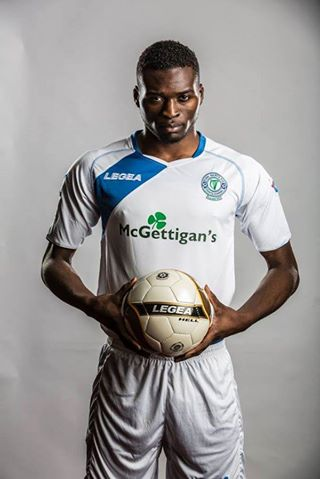 Wilfried Tagbo Soccer