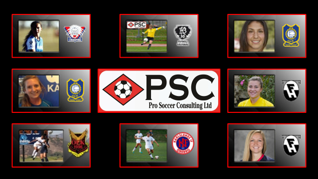 PSC Women's Pro Soccer Combine Success