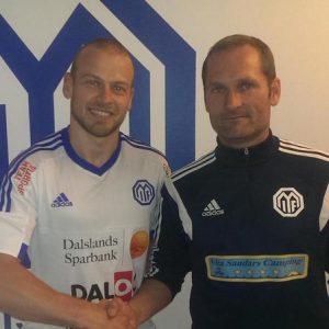 European Soccer Trial success: Gary Cennerazzo