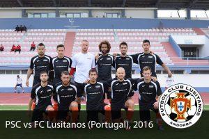 European Soccer Trial: Portugal