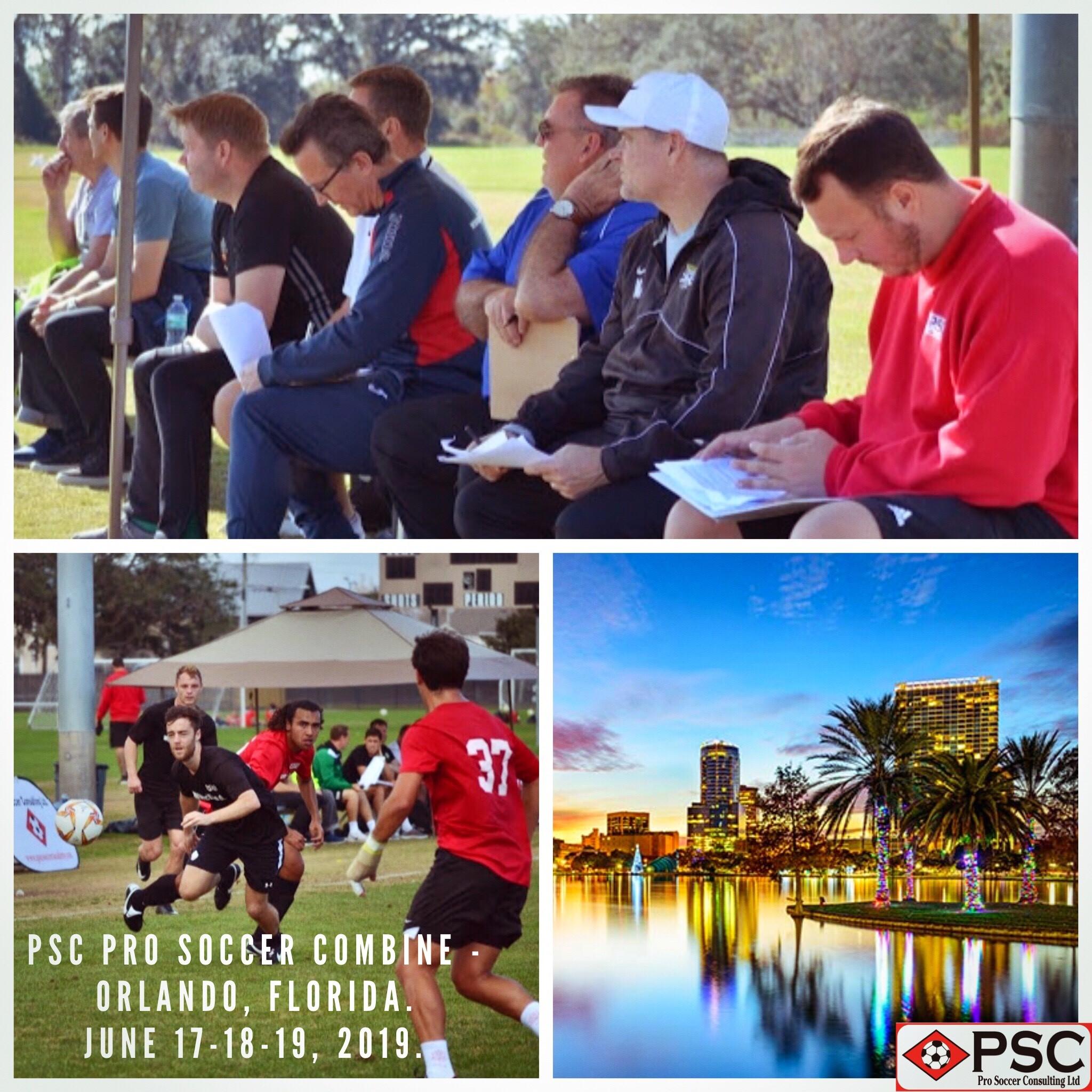 Florida Pro Soccer Tryout PSC