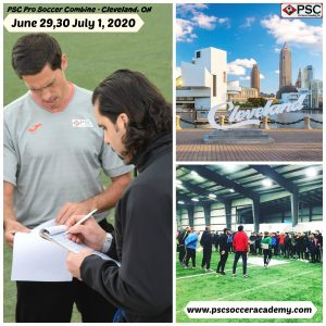 Ohio Pro Soccer Tryout