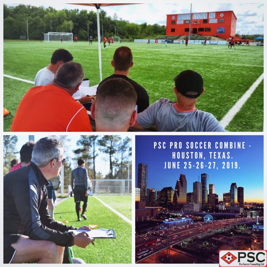 Texas Pro Soccer Tryout | PSC (Pro Soccer Consulting) Academy
