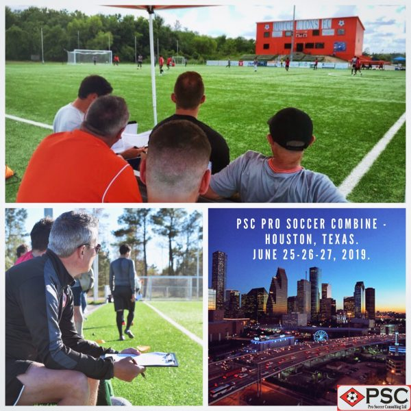 Texas Pro Soccer Tryout PSC Houston