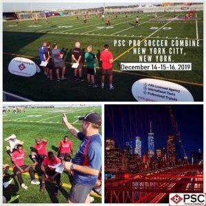 New York Pro Socer Tryout December 2019 PSC