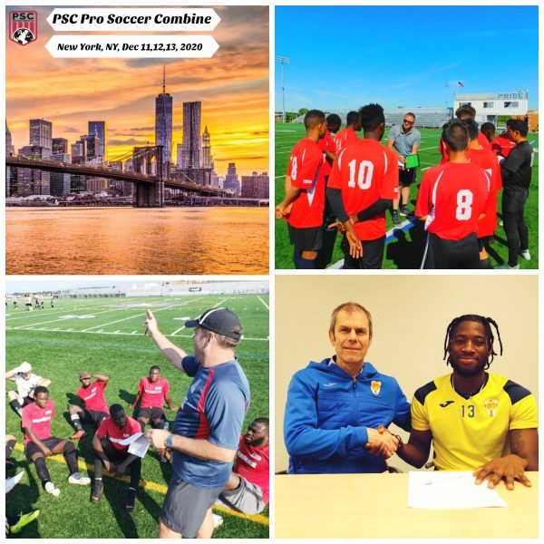 Pro Soccer Tryout New York
