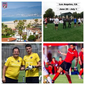 California Pro Soccer Tryout