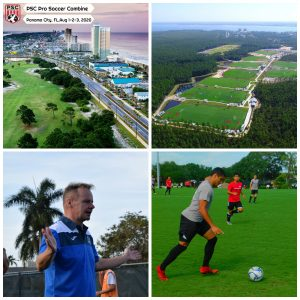 Florida pro soccer tryout Panama City