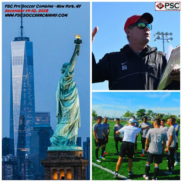 New York Pro Soccer Tryout 2019