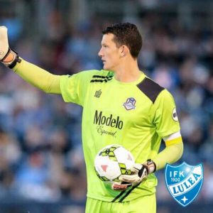Zac Lubin IFK Lulea