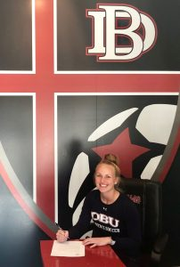 California Womens Pro Soccer Tryout Jenna Ackerly Signs Sweden PSC Soccer 2
