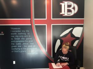 California Womens Pro Soccer Tryout Jenna Ackerly Signs Sweden PSC Soccer 1