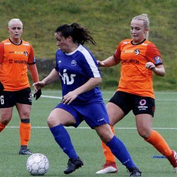 Katelyn Nebesnik Signs Sweden PSC Soccer