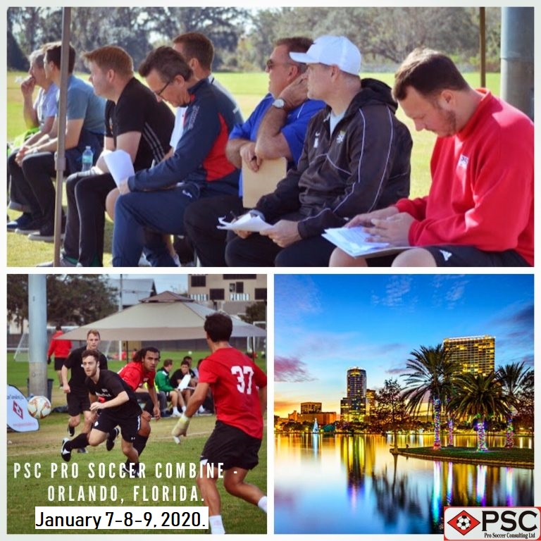 Florida Pro Soccer Tryout Orlando 2020