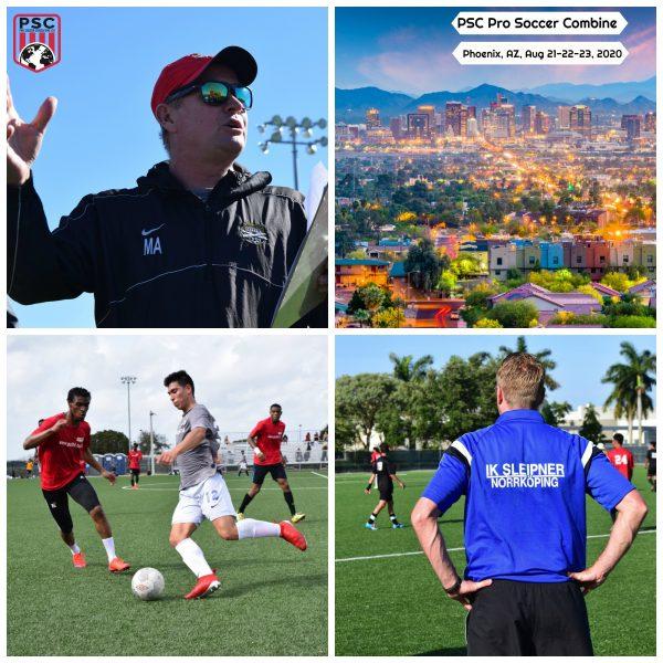 Arizona Pro Soccer Tryout, Phoenix 2020