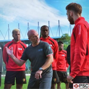 Ohio Pro Soccer Tryout Attending Coach Mark Miller - Copy