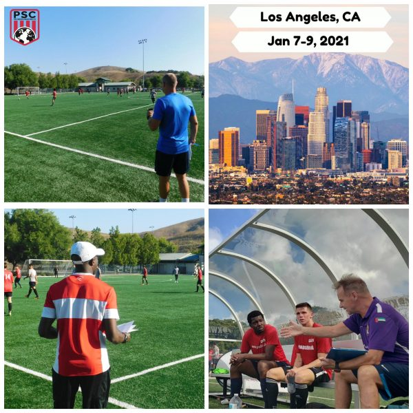 Pro Soccer Tryout California, Los Angeles