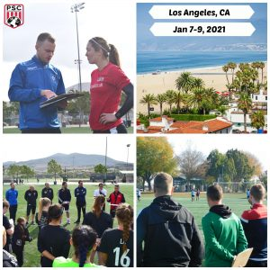 Womens California Pro Soccer Tryout 2021